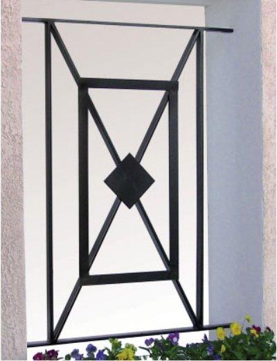 grille de d fense toulousaine ser pug ferronnerie. Black Bedroom Furniture Sets. Home Design Ideas